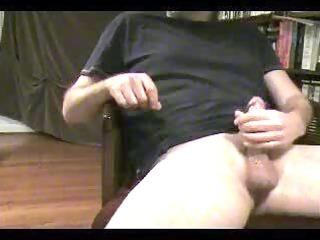 masturbation and huge spurting white cream