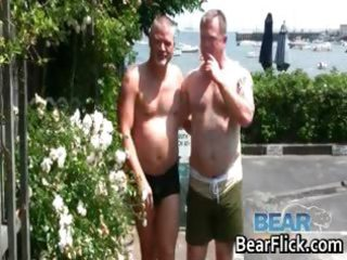 buff gay bear fuckers obtain together part4