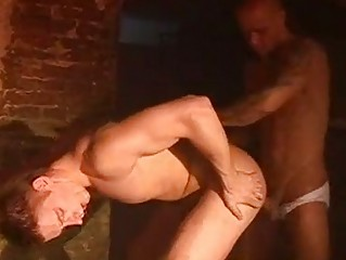 tattooed dude acquires his hands on an gay butt