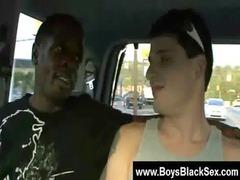 blacks on boys - gay tough porno 19