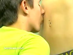 gay amateur going naked and making out during